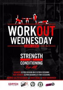 Workout Wednesdays