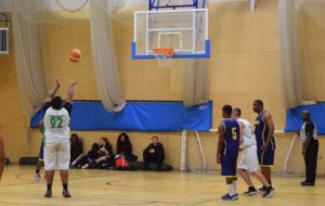 West Brom basketball