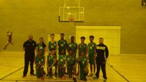 West Brom basketball club