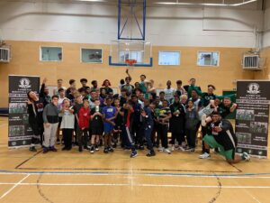 West Brom Basketball Camps