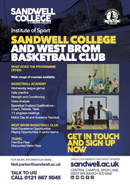 Sandwell College Academy